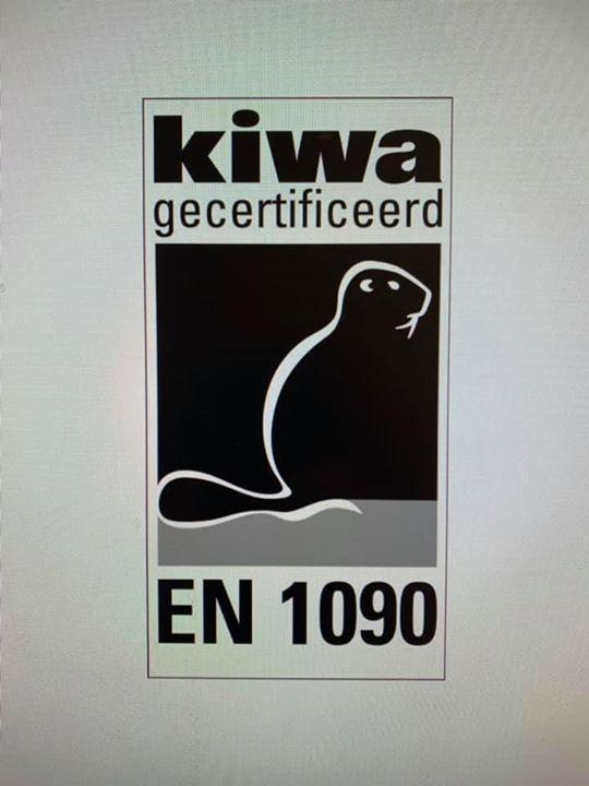 Hernieuwde certificering Staaltjevakwerk EN-1090